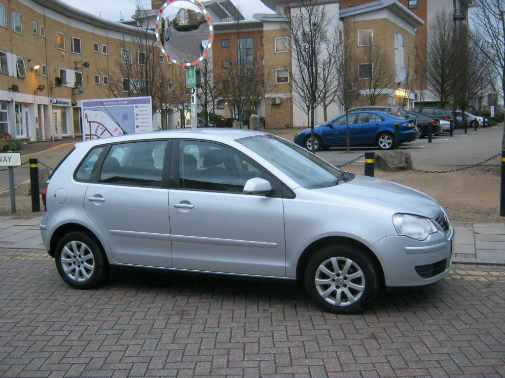2007 vw polo 1 4 se tdi diesel 5 door silver 2 owner long mot 93k f s h hpi clear 100. Black Bedroom Furniture Sets. Home Design Ideas