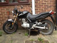 Motorbike RSR 125cc Superbyke 2010 Year Mileage 27k Black [Not Running] Chinesse Motorbike Cheap