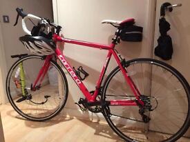 Road bike Carrera Zelos 54cm