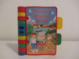 VTech Nursery Rhymes Book **Great Condition**