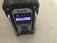 Makita 18v DAB radio