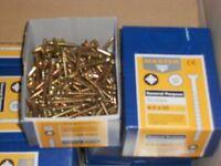 master wood screws. gardening decking wood 4.5x35mm 200 per box