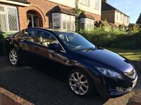 Mazda 6 2.0 2008 Diesel with lots of extras