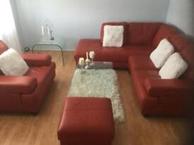 Living Room Italian Sofas And Tables
