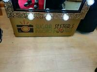 COMPETITION & SPECIAL OFFER!! Photobooth Hire in London Magic Selfie Mirror Hire Magic Mirror Hire