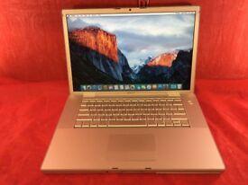 Apple MacBook Pro A1226 4gb ram 256gb ssd