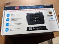Technomate TM-RF HD - 1080p RF Modulator - send HDMI over RF