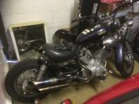(NOW SOLD) Yamaha Virago 535 project (NOW SOLD)