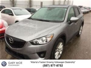 2014 Mazda CX-5 GT Leather, Nav, Sunroof, *199BW!