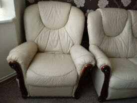 Sofa and 2 armchair for sale