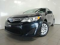 Toyota Camry Hybrid LE 2013