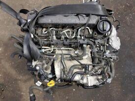 2014 VW MK7 ,AUDI, SEAT, PASSAT, 2.0 diesel ENGINE (CRL) 65mil