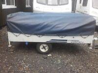 conway contiki L trailer tent