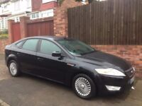 MONDEO TDCi 140 BHP 2007 REG NEW SHAPE, LONG MOT, 6 SPEED GEARBOX, TOP SPEC, RECENT CLUTCH & CAMBELT
