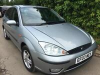Ford Focus 1.6 petrol *low milage*