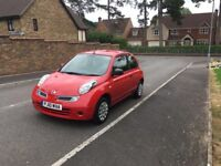 """10 PLATE NISSAN MICRA. """"BRILL MILES"""""""