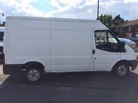 ford transit Mwb 2008 semi high start and drive long mot quick sale first see will buy