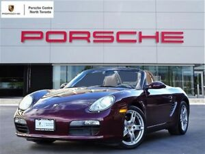 2006 Porsche Boxster FULLY RECONDITIONED, BEAUTIFUL COLOUR, AUTO
