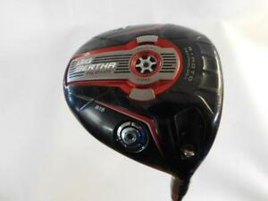 Callaway Big Bertha Alpha Driver 10.5° Graphite Stiff Mens Right Hc