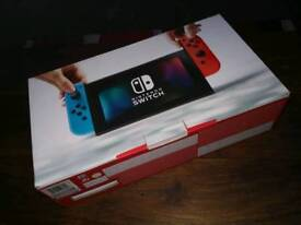 Nintendo Switch & Pro Controller