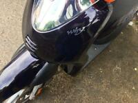 2009 Yamaha why 50cc. Comes with years mot.