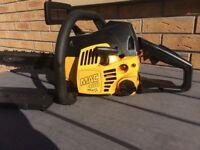 Petrol Chainsaw 2004 Mac 436 with 14 inch bar