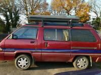 Automatic campervan