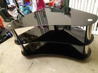 TV stand (glass)