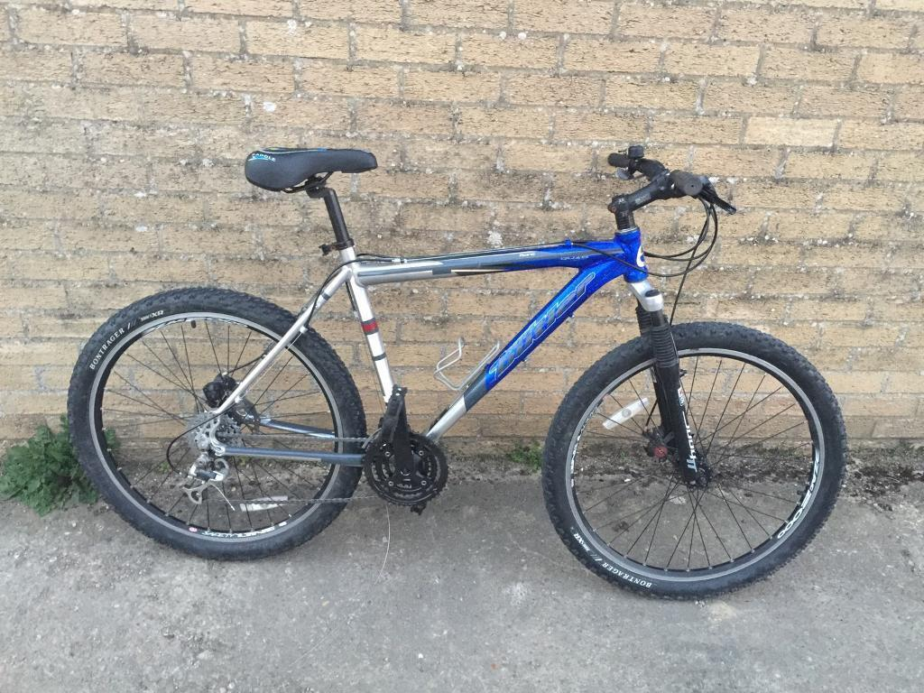 Claud Butler Alpina Mountain Bike. Serviced, Free D-Lock, Delivery