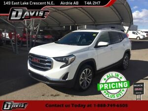 2018 GMC Terrain SLT 2-PANEL SUNROOF, REAR VISION CAMERA, BLU...