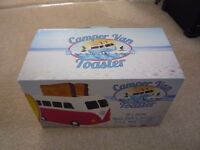VW style Campervan Toaster - Brand new