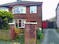 Magazine Lane Wallasey CH45 - Three bedroom house to let, close to Vale Park