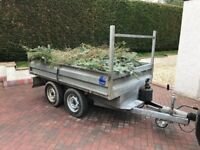 Lynton 2700KG 8x5 Tipping Trailer by Ifor Williams