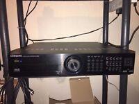 SAMSUNG SRD1650 Professional CCTV DVR