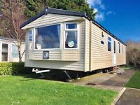 Static caravan for sale in Tenby PX welcome !