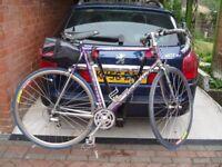 Car Cycle Rack.