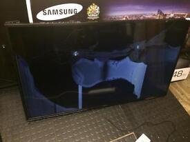 """Samsung 48"""" DAMAGED UE48ju6000"""