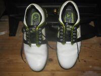 Hi-Tec Golf CDT Super Power Pro Golf Shoes size 9