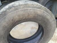 Used Michelin 11R22.5 Truck Tires