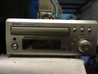 Denon music system