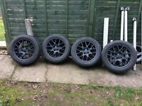 Mg alloy wheels 16 size