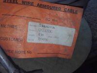 CYI .18core control cable