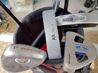 Golf Clubs various