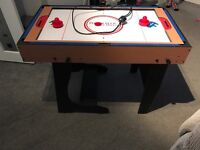 Pool table/air hockey