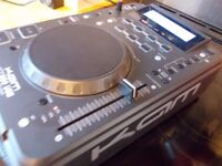 Kam KCD550 Scratch CD USB Player faulty