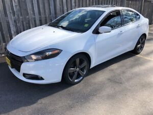 2014 Dodge Dart GT, Automatic, Sunroof, Back Up Camera