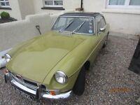 1973 MG BGT For Sale