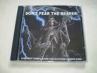 SCOTTISH PUNK BENEFIT CD FOR CANCER CARE - LTD 200 ONLY - 5 BANDS / 19 TRACKS - VERY WORTHY CAUSE