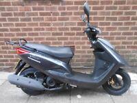 Yamaha XC 125cc E VITY 1 Owner