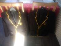 School blazers.